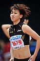 Chisato Fukushima (JPN), .APRIL 29, 2012 - Athletics : The 46th Mikio Oda Memorial athletic meet, JAAF Track & Field Grand Prix Rd.3,during Women's 100m at Hiroshima Kouiki Kouen (Hiroshima Big arch), Hiroshima, Japan. (Photo by Jun Tsukida/AFLO SPORT) [0003].