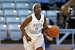 02 January 2015: North Carolina's Jamie Cherry. The University of North Carolina Tar Heels hosted the East Tennessee State University Buccaneers at Carmichael Arena in Chapel Hill, North Carolina in a 2014-15 NCAA Division I Women's Basketball game. UNC won the game 95-62.