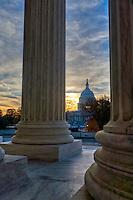 Supreme Court Washington DC Photography