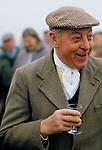 Jack Windell, hunting farmer at the Duke of Beaufort Hunt Gloucestershire. The Badminton Estate.