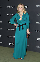 LOS ANGELES, CA - OCTOBER 29: Courtney Love attends the 2016 LACMA Art + Film Gala honoring Robert Irwin and Kathryn Bigelow presented by Gucci at LACMA on October 29, 2016 in Los Angeles, California. (Credit: Parisa Afsahi/MediaPunch).