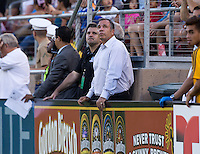 Stanford, California -Saturday, June 29 2013: San Jose Earthquakes defeated LA Galaxy 3 - 2 at Stanford Stadium