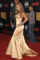 Beyonce arriving at the 2007 American Music Awards in Los Angeles, CA 11/18/2007.