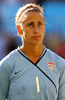 USA's Bianca Henninger during the FIFA U20 Women's World Cup at the Rudolf Harbig Stadium in Dresden, Germany on July 14th, 2010.