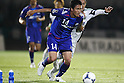 Jun Sonoda (Zelvia), April 27, 2012 - Football / Soccer : 2012 J.LEAGUE Division 2, 10th Sec match between FC Machida Zelvia 0-1 Matsumoto Yamaga F.C. at Machida Stadium, Tokyo, Japan. (Photo by Yusuke Nakanishi/AFLO SPORT) [1090]