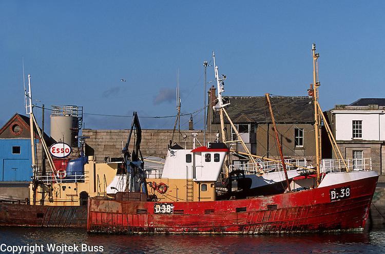 Ireland,Howth,Fishing Port