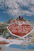 Salvation Mountain, Slab City & Salton Sea