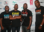 Evans Entertainment Group Attend Swim Sunrise Fashion Show Held at New York Aqua Bar & Lounge inside Grace Hotel, NY 7/27/12