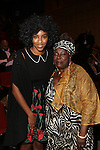 Reel Sisters of the Diaspora Film Festival & Lecture Series presented the first Reel Sisters Hattie McDaniel Award to honorees Jessica Williams, the beloved correspondent on Comedy Central's The Daily Show with Jon Stewart and Ebony Jo-Ann, award-winning actress noted for her role as Ma Rainey in August Wilson's Ma Rainey's Black Bottom Held at Kumble Theater, LIU Brooklyn
