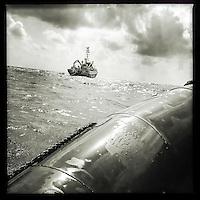 Sea Watch | Mittelmeer | Hipstamatic | 10/2016