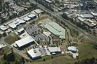 Aerial photo, commercial facility, Symonston, ACT