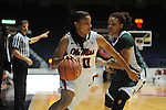 Ole Miss Lady Rebels' Diara Moore (10) vs. Mississippi Valley State at the C.M. &quot;Tad&quot; Smith Coliseum in Oxford, Miss. on Tuesday, November 27, 2012.