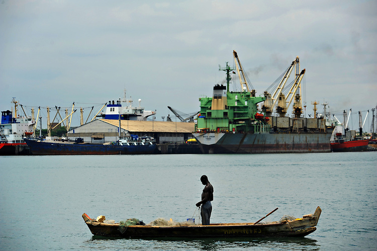 Benin Port West Africa Port in Togo West Africa