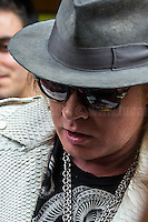 07.06.2016 - Axl Rose in London's Chinatown