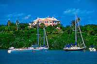Near St. George, Bermuda