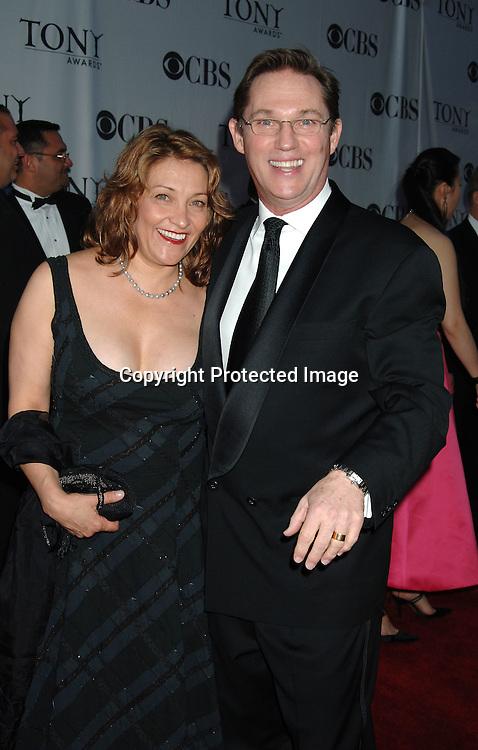 Georgiana and Richard Richard Thomas Wife