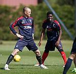 Kenny Miller and Serge Atakayi