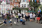 Royal Wedding Street Party. Chelsea London UK. 29 April 2011 <br /> Prince William Kate Middleton Princess Catherine