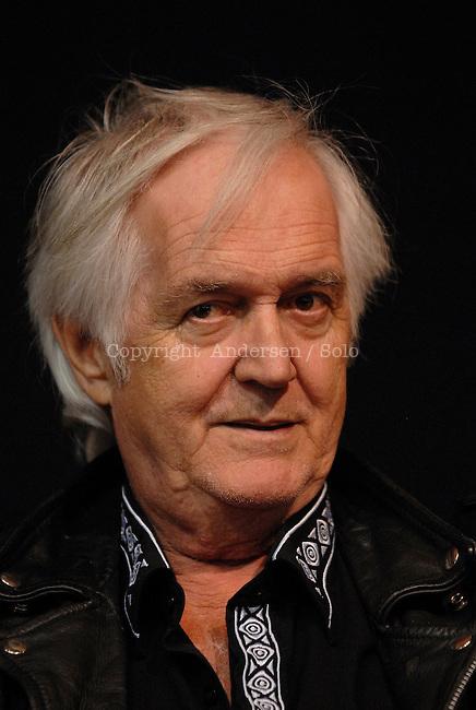 Henning Mankell, Swedish Writer.