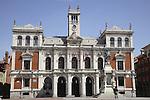 City Hall - Ayuntamiento, Plaza Mayor Square, Valladolid, Spain