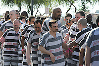 Male inmates transferred in Maricopa County Jails