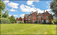 BNPS.co.uk (01202 558833)<br /> Pic: FisherGerman/BNPS<br /> <br /> Been on a winning streak?  <br /> <br /> History buffs can now follow in the footsteps of notorious nudist Lady Godiva and snap up this &pound;3 million Manor house - previously owned by the legendary Saxon princess nearly 1000 years ago.<br /> <br /> Bell Hall, outside the village of Belbroughton, West Midlands, has an ancient past dating back to Saxon times, and its Manor was held by Lady Godiva and 'the monks of Worcester' before the Norman invasion of 1066.<br /> <br /> Homebuyers who want to follow suit with the famous former owner will have plenty of privacy for riding, naked or clothed, in the house's 34 acres of land.<br /> <br /> The manor from Lady Godiva's time is long gone and the current property, which is the third incarnation on the site, is largely Victorian.<br /> <br /> It is now an impressive period home for anyone with a large family or who likes entertaining, on the market with estate agents Fisher German.