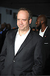 "actor Paul Giamatti attends the New York Premiere of ""Cosmopolis"" on .August 13, 2012 at MoMA in New York City. The premiere was presented by Gucci and The Peggy Siegal Company. .The stars of the movie are Robert Pattinson, Paul Giamatti, Sarah Gadon, Kevin  Durand and Emily Hampshire."