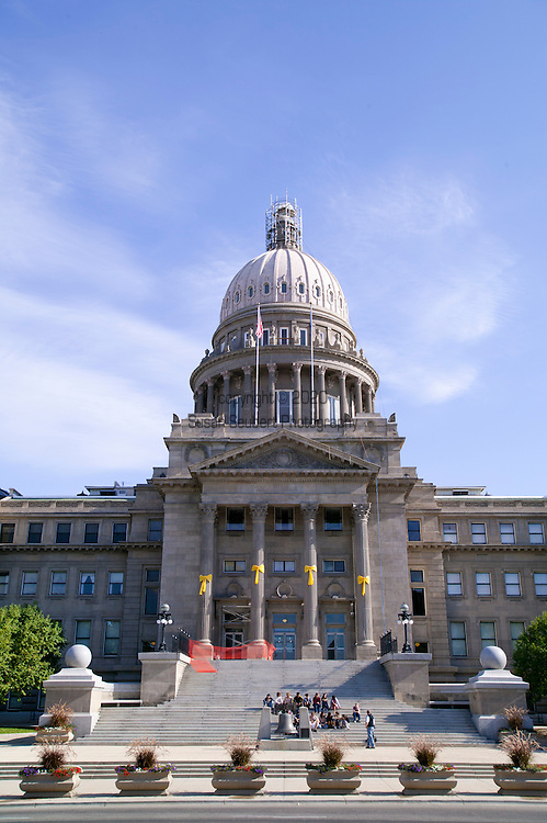 Renaissance Revival Architecture In Idaho