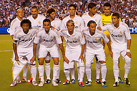 Real Madrid defeated CD Chivas de Guadalajara 3-0 during a match in Herbalife's, World Football Challenge tournament in San Diego, California on July 20, 2011.