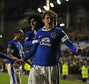 Football-Everton v Tottenham Hotspurs-Barclays Premier League-Goodison Park-08/12/2012-Pictures by Paul Currie-Nikica Jelavic celebrates his last Minute goal