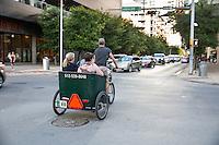Austin Pedicab Transportation - Photo Image Gallery