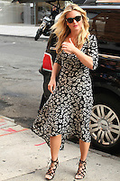NEW YORK, NY - JULY 7: Julia Stiles seen on July 7, 2016 in New York City. Credit: DC/Media Punch