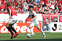 Yoshizumi Ogawa, (Grampus), APRIL 24th, 2011 - Football : J.LEAGUE Division 1, 7th Sec match between Urawa Reds 3-0 Nagoya Grampus at Saitama Stadium 2002, Saitama, Japan. The J.League resumed on Saturday 23rd April after a six week enforced break following the March 11th Tohoku Earthquake and Tsunami. All games kicked off in the daytime in order to save electricity and title favourites Kashima Antlers are still unable to use their home stadium which was damaged by the quake. Velgata Sendai, from Miyagi, which was hard hit by the tsunami came from behind for an emotional 2-1 victory away to Kawasaki. (Photo by Akihiro Sugimoto/AFLO SPORT) [1080]