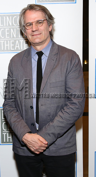 Bartlett Sher attend the Opening Night Performance press reception for the Lincoln Center Theater production of 'Oslo' at the Vivian Beaumont Theater on April 13, 2017 in New York City.