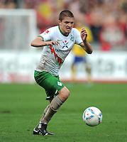 FUSSBALL   1. BUNDESLIGA  SAISON 2011/2012   6. Spieltag 1 FC Nuernberg - SV Werder Bremen         17.09.2011 Aleksandar Ignjovski (SV Werder Bremen)