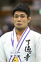 Hiroaki Hiraoka (JPN), .May 12, 2012 - Judo : .All Japan Selected Judo Championships, Men's -60kg class Victory Ceremony .at Fukuoka Convention Center, Fukuoka, Japan. .(Photo by Daiju Kitamura/AFLO SPORT) [1045]