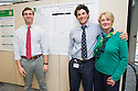 Haddon Pantel, from left, Jeffrey McLaren, Paula Tracy, Ph.D. SURGERY SENIOR MAJOR SCIENTIFIC PROGRAM.