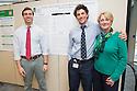 Haddon Pantel, from left, Jeffrey McLaren, Paula Tracy, Ph.D. SURGERY SENIOR MAJOR SCIENTIFIC PROGRAM.