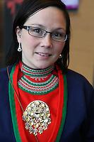 Rovdyrtap er et aktutt problem for mange i reindriften. Sametingets rovviltseminar ble arrangert for første gang i Stjørdal 10. og 11. november. Ellinor Jåma, sametingsrepresentant fra Åarjel-Saemiej Gielh (Sørsamiske Røster), Grong.