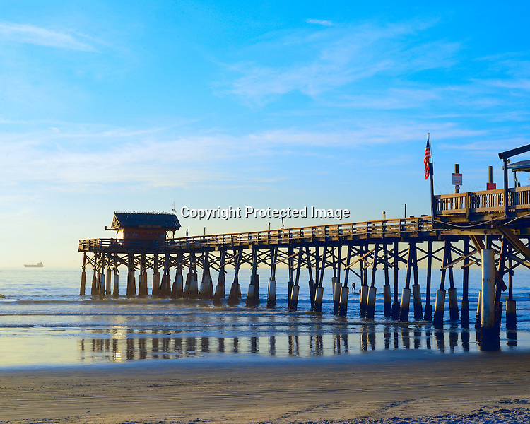 Photograph of Cocoa Beach