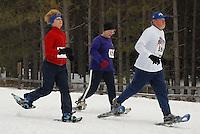 Badger State Winter Games '08 - Quadrathlon and Showshoe