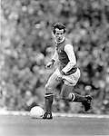 Liam Brady - Arsenal. Arsenal v West Bromwich Albion, 26/4/80. Credit: Colorsport