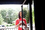 Rapper Waka Flocka at the Mizay Entertainment office in Jonesboro, Georgia August 17, 2010.