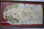 Old Map, Museum Of The Royal Houses