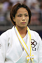 Kaori Matsumoto (JPN), .May 13, 2012 - Judo : .All Japan Selected Judo Championships, Women's -57kg class Victory Ceremony .at Fukuoka Convention Center, Fukuoka, Japan. .(Photo by Daiju Kitamura/AFLO SPORT) [1045]
