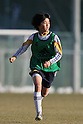 Risa Shimizu (JPN), ..FEBRUARY 12, 2012 - Football / Soccer : Nadeshiko Japan team training Wakayama camp at Kamitonda Sports Center in Wakayama, Japan. (Photo by Akihiro Sugimoto/AFLO SPORT) [1080]