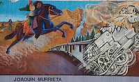 Great Wall Mural, Tujunga Wash,  San Fernando Valley, Los Angeles