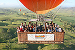 20111226 Hot Air Balloon Gold Coast 26 December