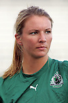 19 August 2009: Erin Kane (22) of Saint Louis Athletica.  Saint Louis Athletica was defeated by the visiting Sky Blue FC 0-1 in the post season Super Semifinal Women's Professional  Soccer game at Anheuser-Busch Soccer Park, in Fenton, MO.