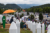 The 19th anniversary of the Srebrenica genocide.